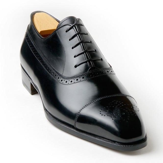 chaussure cuir homme balmoral  - Type de chaussures pour hommes : découvrez tous les modèles existants