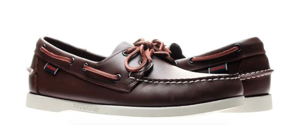 chaussure cuir homme bateau dockside - Type de chaussures pour hommes : découvrez tous les modèles existants