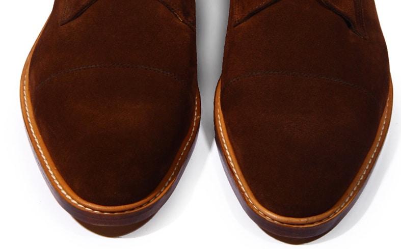 chaussure cuir homme bout droit simule - Type de chaussures pour hommes : découvrez tous les modèles existants