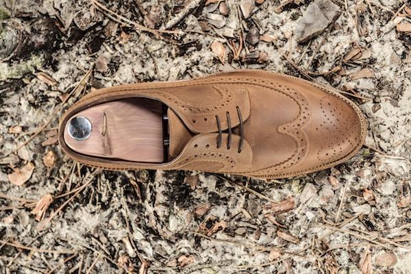 chaussure cuir homme bout long wing - Type de chaussures pour hommes : découvrez tous les modèles existants