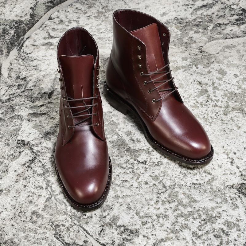 chaussure cuir homme brodequin derby boots - Type de chaussures pour hommes : découvrez tous les modèles existants