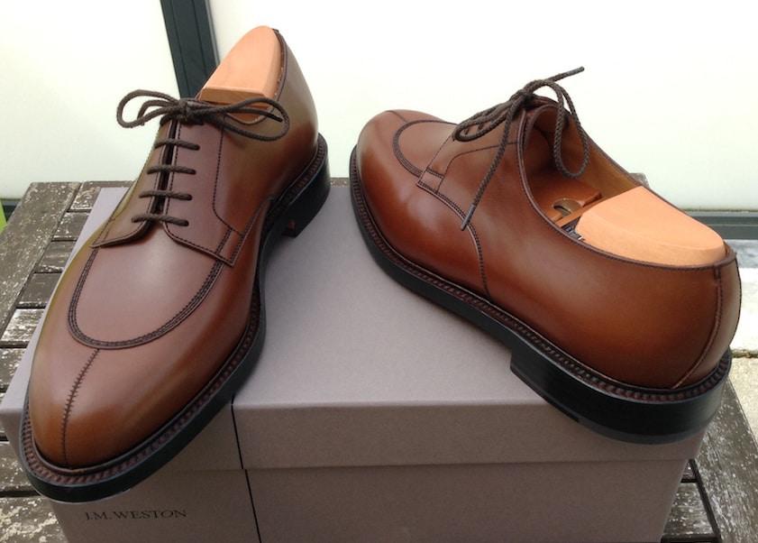 chaussure cuir homme demi chasse - Type de chaussures pour hommes : découvrez tous les modèles existants