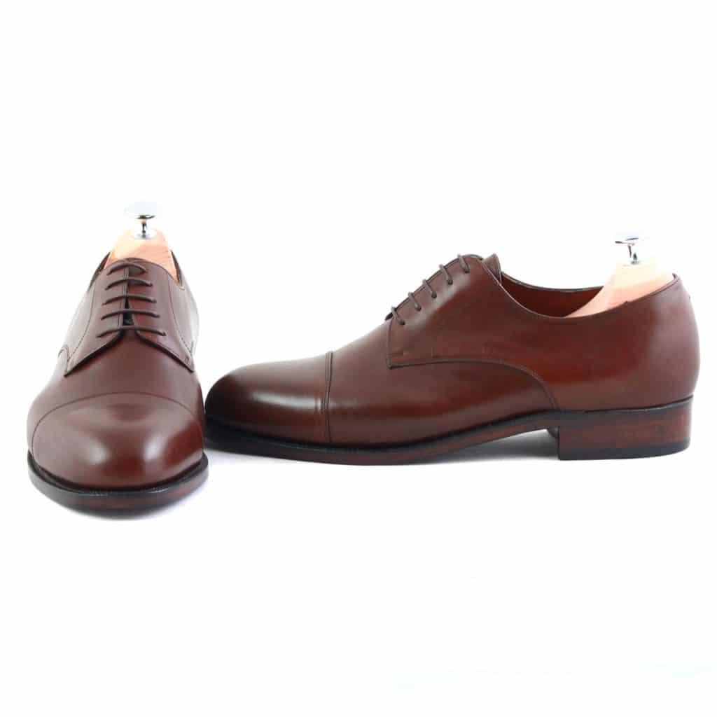 chaussure cuir homme derby 1024x1024 - Type de chaussures pour hommes : découvrez tous les modèles existants
