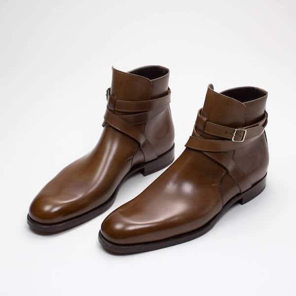 chaussure cuir homme jodhpur - Type de chaussures pour hommes : découvrez tous les modèles existants