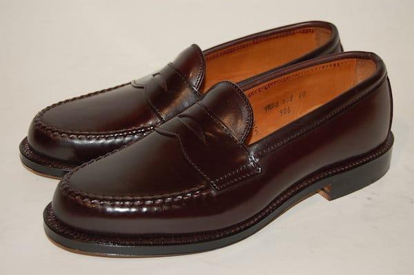 chaussure cuir homme mocassin penny loafer - Type de chaussures pour hommes : découvrez tous les modèles existants