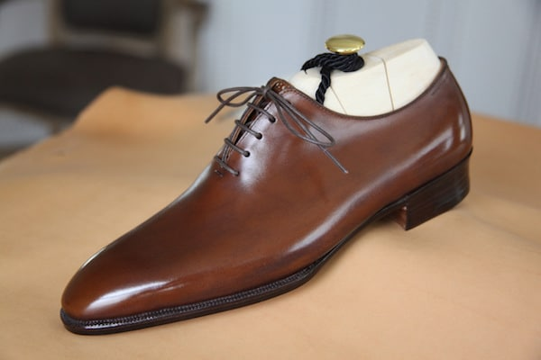 chaussures hommes one cut whole cut