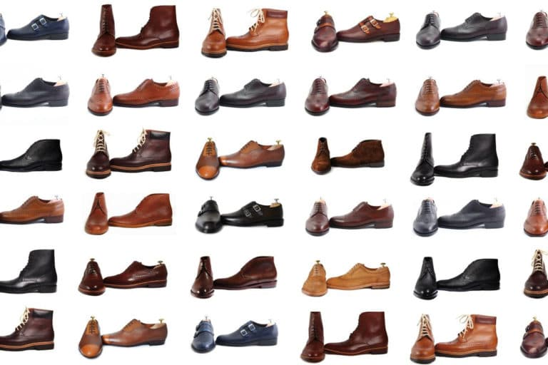 chaussure cuir homme
