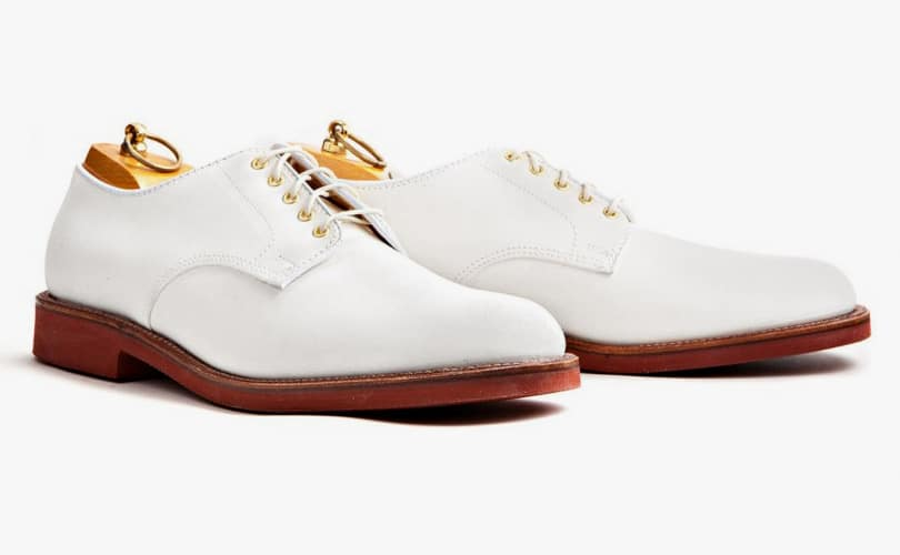chausure cuir homme derby buck - Type de chaussures pour hommes : découvrez tous les modèles existants