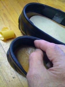 anti glissoir 030 225x300 - Les réparations courantes pour vos chaussures
