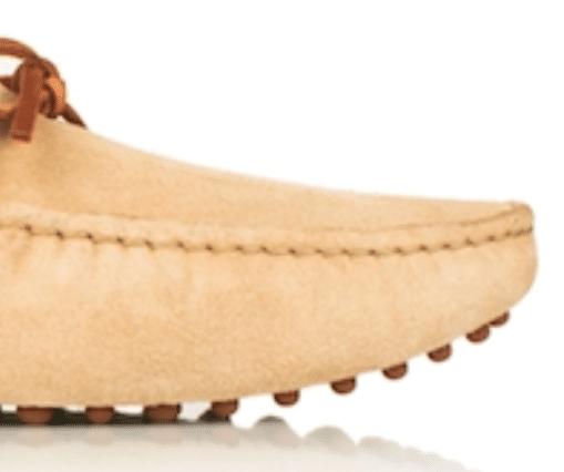 cousu mocassin - Les différents montages des chaussures