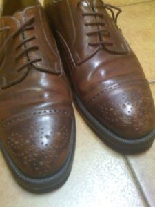faux montage goodyear  225x300 - 10 choses à vérifier avant d'acheter des chaussures en cuir