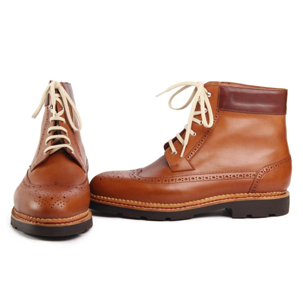 work boot miel profil 634 1024x1024 - Comment ne plus avoir froid aux pieds ?
