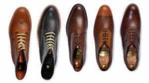 Différentes largeurs de chaussures pour plus de confort