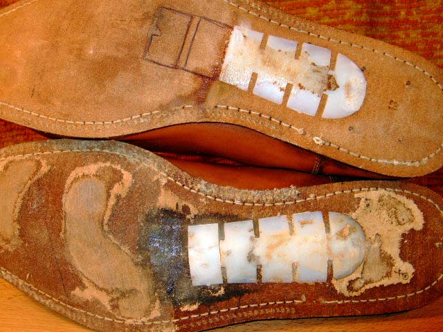 cambrion en plastique - Cambrion, garniture, bout dur, etc. : l'importance des pièces invisibles
