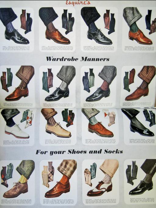 chaussures en cuir noir: avec quoi les porter