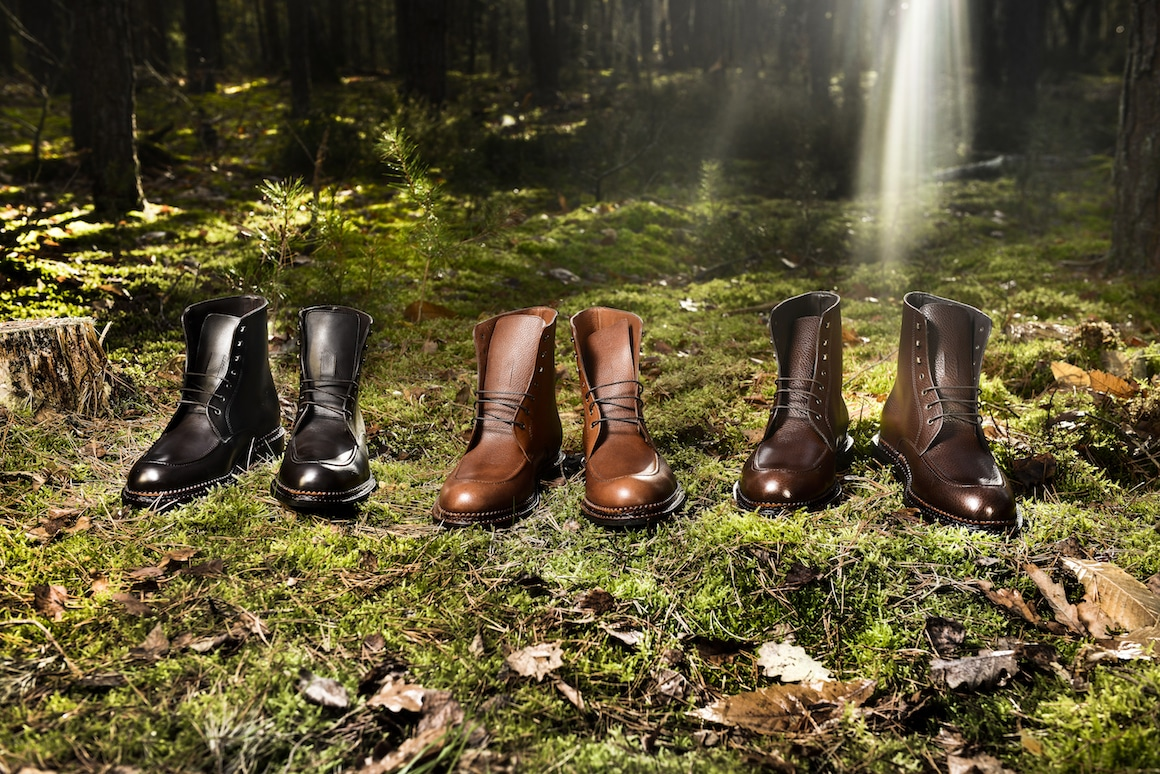 1 1338 - Country boots - Montage norvégien