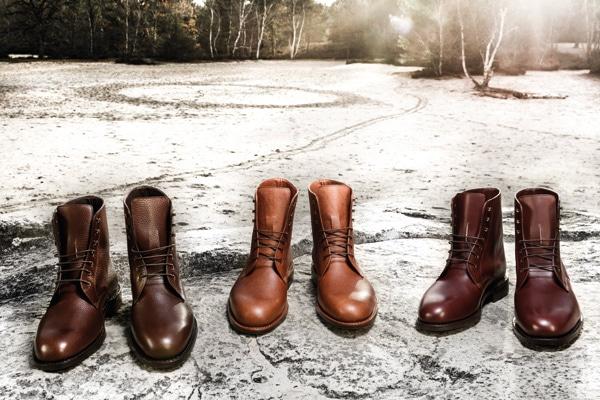 Les nouvelles City Boots de Jacques et Déméter - Photo: Karim Louiba