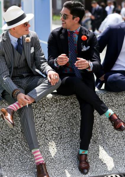 chaussettes5 - Chaussettes pour hommes :  l'atout insoupçonné de votre placard