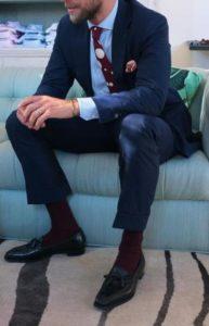 chaussettes6 193x300 - Chaussettes pour hommes :  l'atout insoupçonné de votre placard