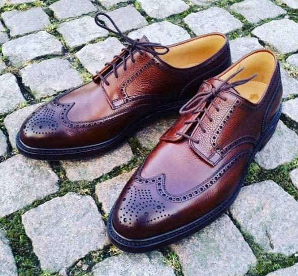 chaussures de mariage homme5 - Comment choisir de splendides chaussures de mariage pour homme et être le plus beau des futurs mariés ?