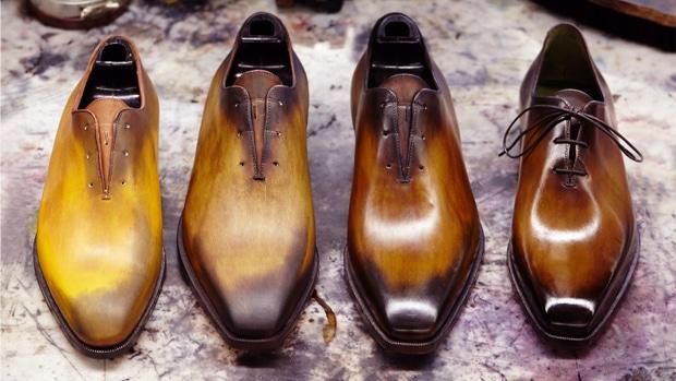 patine Berluti - Patine du cuir : la beauté du temps qui passe