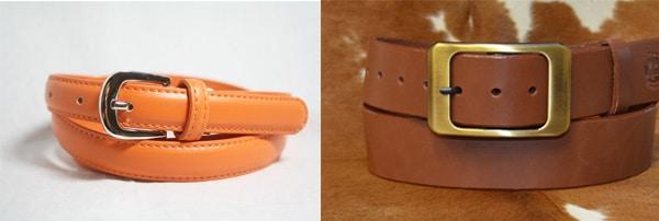 largeur ceinture pour homme - Ceinture pour homme en cuir : le guide complet