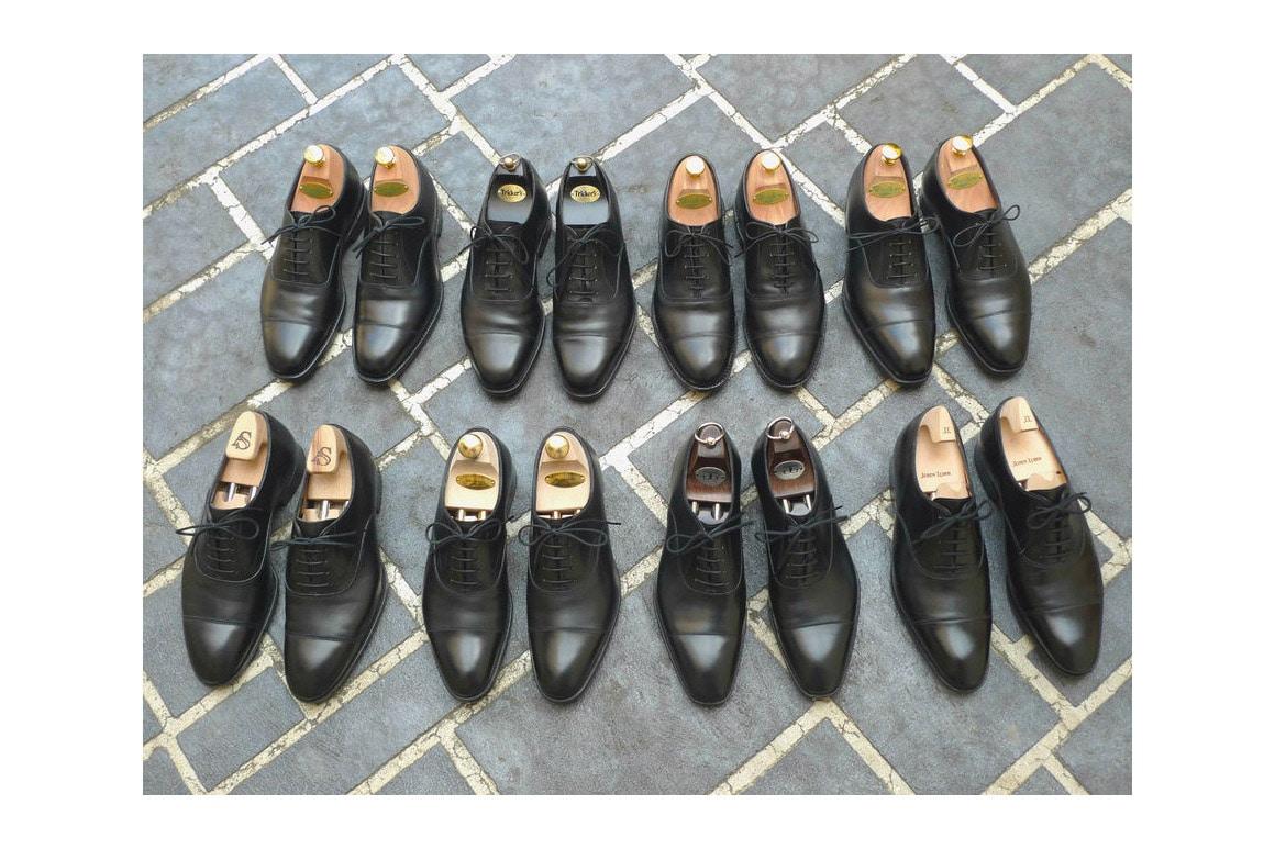 chaussure richelieu noir - articles