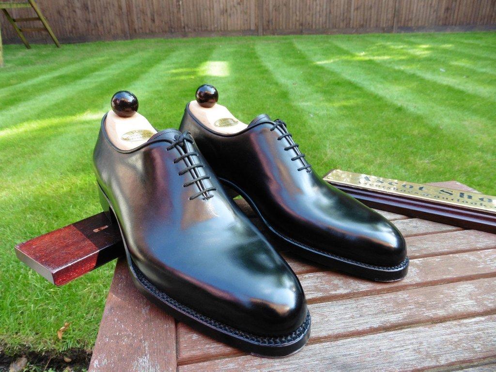 chaussure richelieu one cut
