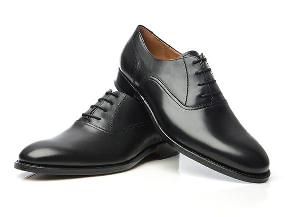 chaussure richelieu plain oxford