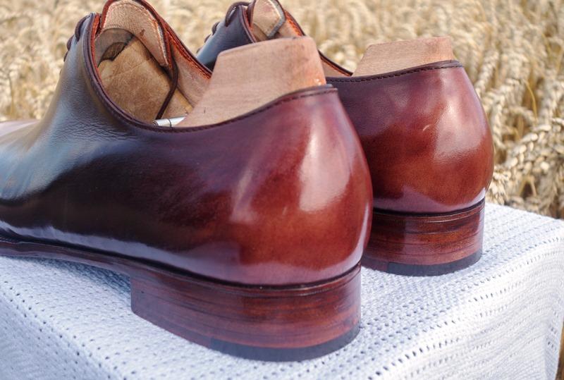 chaussure richelieu seamless