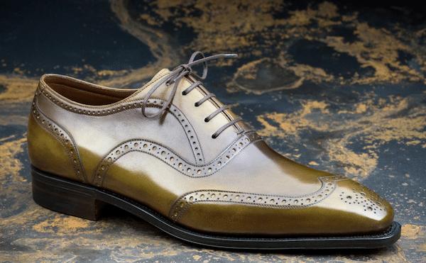 chaussure richelieu john lobb city II