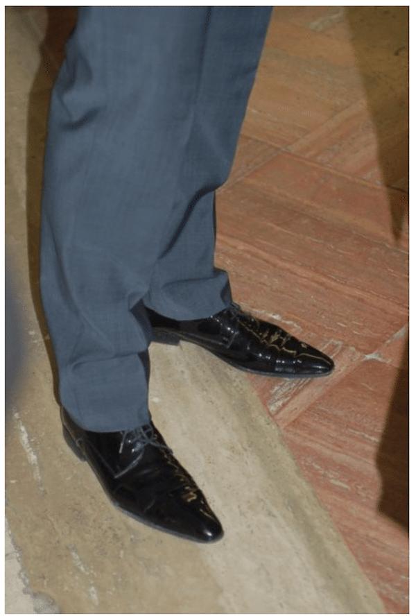 chaussures pas cheres costume - Chaussures pas chères : le père Noël n'existe pas