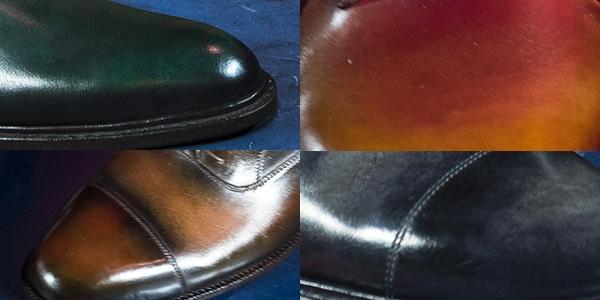 PATINE - Patines sur chaussures ... Et ceintures !