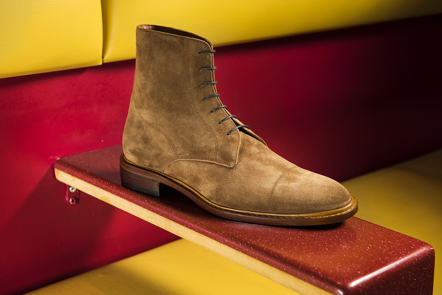 cbnoisette - Work boots, City Boots & chukkas : 6 nouvelles versions