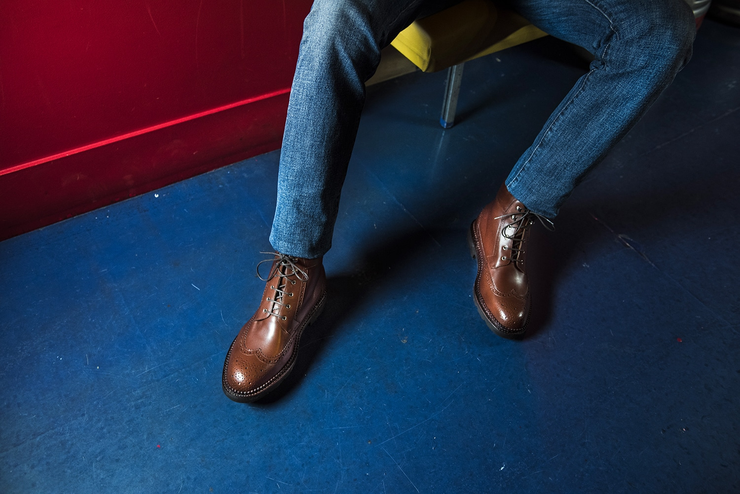 workbootbrun - Work boots, City Boots & chukkas : 6 nouvelles versions