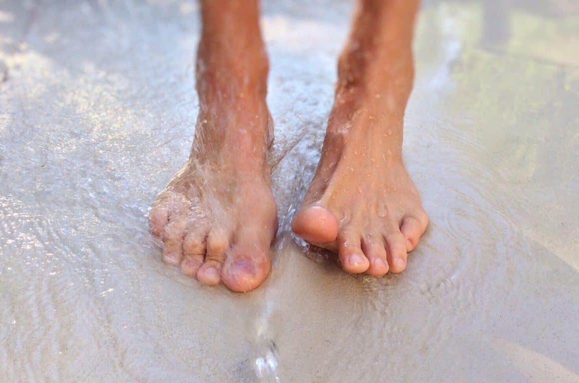 transpiration des pieds - articles