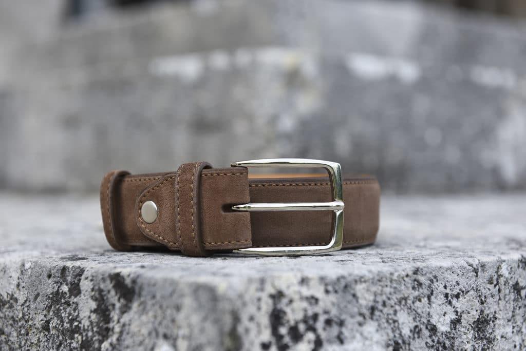 ceinture velours chocolat 1024x684 - 5 nouvelles patines, 7 nouvelles ceintures : 57 possibilités !