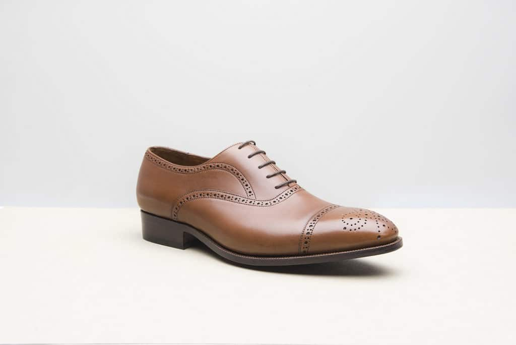 derby brogue fauve 3 1024x684 - Richelieu et derby.... Brogue !
