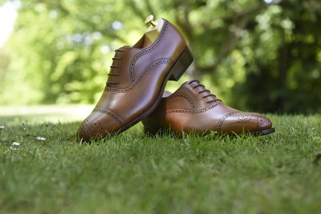 richelieu brogue fauve 1 1024x684 - Richelieu et derby.... Brogue !