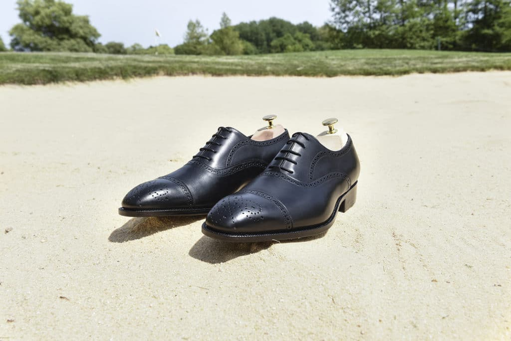richelieu brogue noir 2 1024x684 - Richelieu et derby.... Brogue !