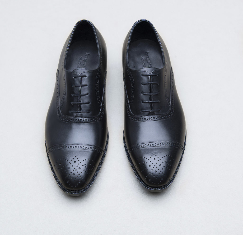 richelieu brogue noir 3 1024x990 - Richelieu et derby.... Brogue !