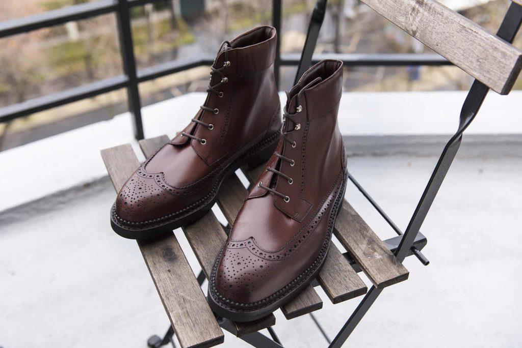work boots marron 2 1024x684 - Chukka, Richelieu, Work, Country & City V2 : 7 nouvelles références