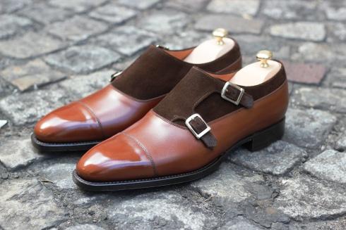 balmoral a boucles - La chaussure derby : origines et histoire