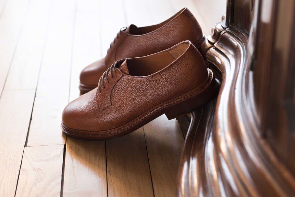 chaussure derby blucher 1024x683 - La chaussure derby : origines et histoire