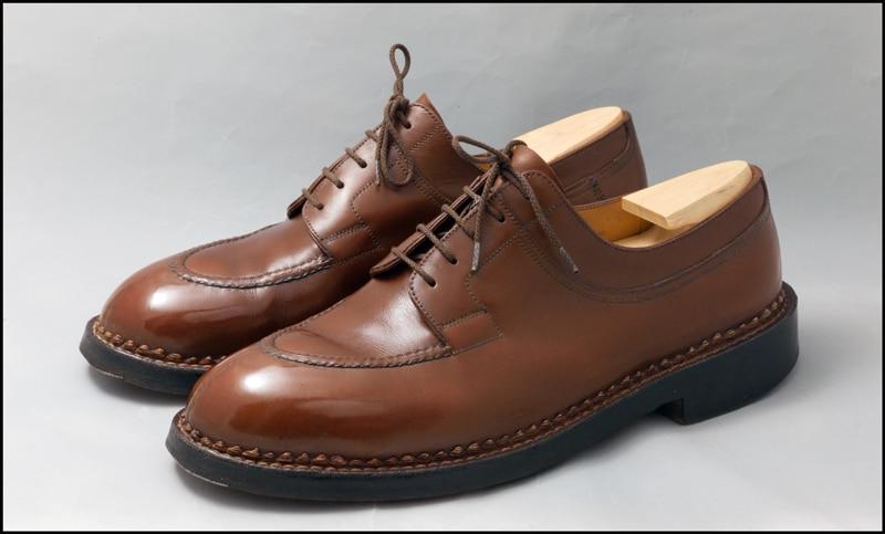 chaussure derby chasse weston - La chaussure derby : origines et histoire