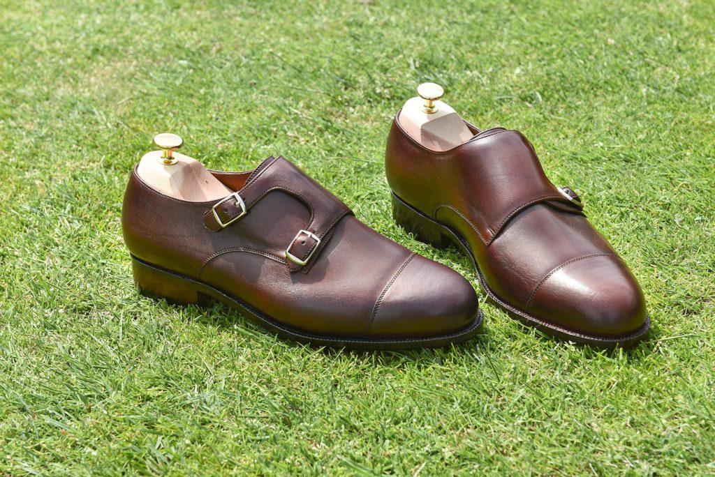chaussure derby double boucles 1024x684 - Comment choisir de splendides chaussures de mariage pour homme et être le plus beau des futurs mariés ?