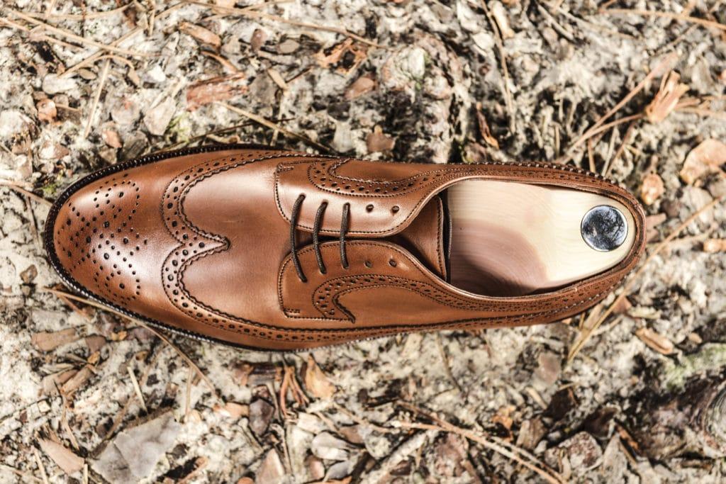 chaussure derby long wing 1024x683 - La chaussure derby : origines et histoire