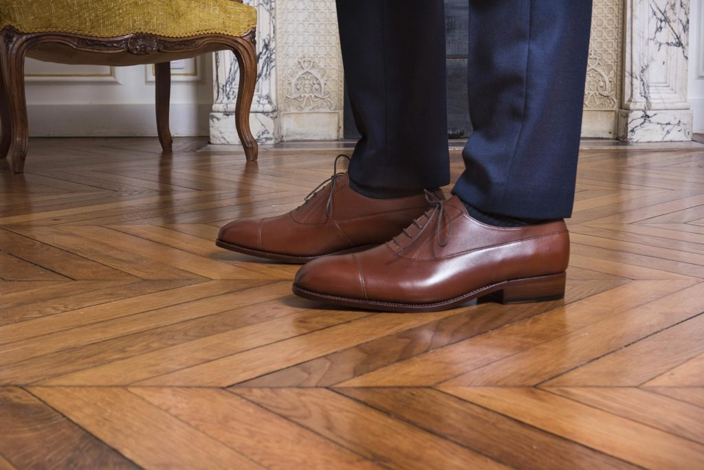 balmoral brun 1 1024x684 - Mountain Boots et Richelieu Balmoral - Hiver 2018 - 5 nouvelles références