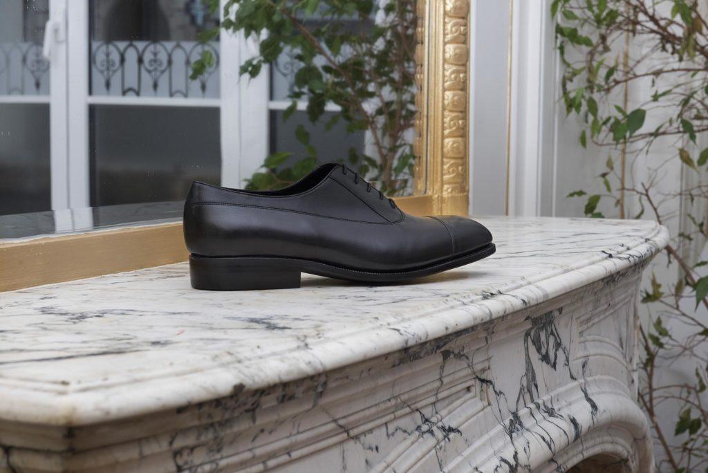 balmoral noir 1 1024x684 - Mountain Boots et Richelieu Balmoral - Hiver 2018 - 5 nouvelles références