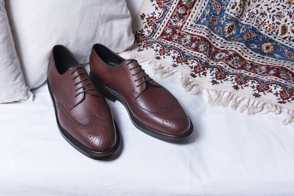 derby brogue v2 marron 5 1024x684 - Derby Long Wing, Adélaïde et Derby Brogue V2 - Hiver 2018